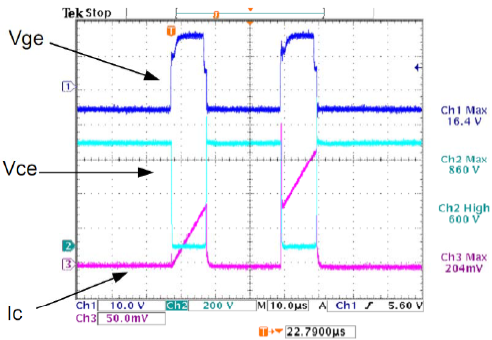 IGBT动态参数测试仪-华科智源 HUSTEC-2015 IGBT双脉冲测试系统示例图8