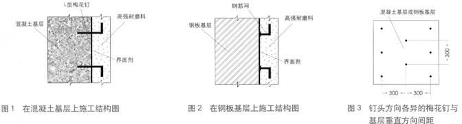 煤矿筒仓内衬用高强耐磨料,抗冲击耐磨料厂家示例图2