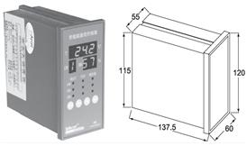 安科瑞WHD48-11温湿度控制器示例图10