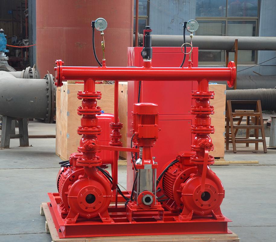 上海喜之泉EEJ3.0/15-2-GPM250 双动力消防泵,小型双动力消防泵,消防泵示例图4