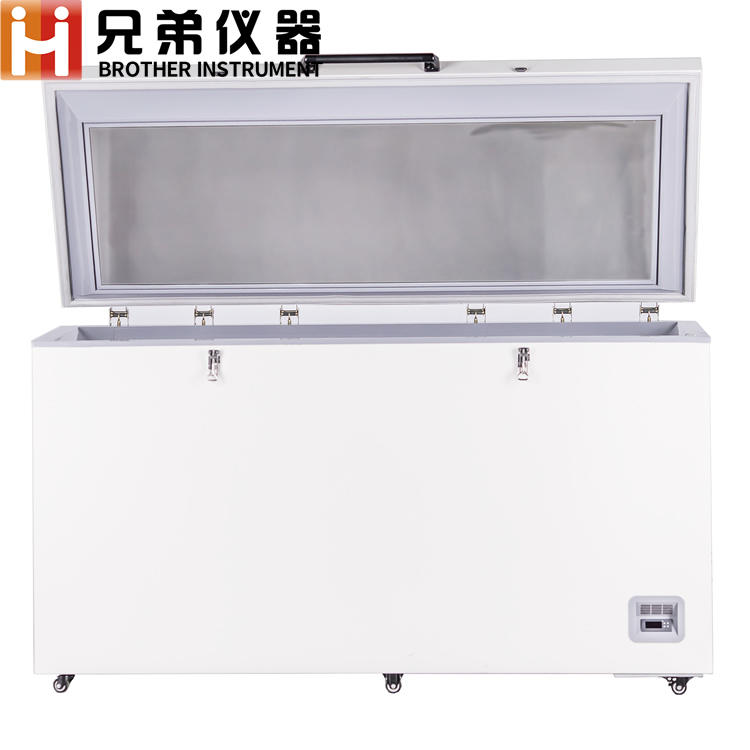 MDF-25H485卧式低温冰箱485升-25度低温保存箱示例图2