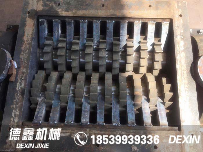 废铁撕碎机刀盘