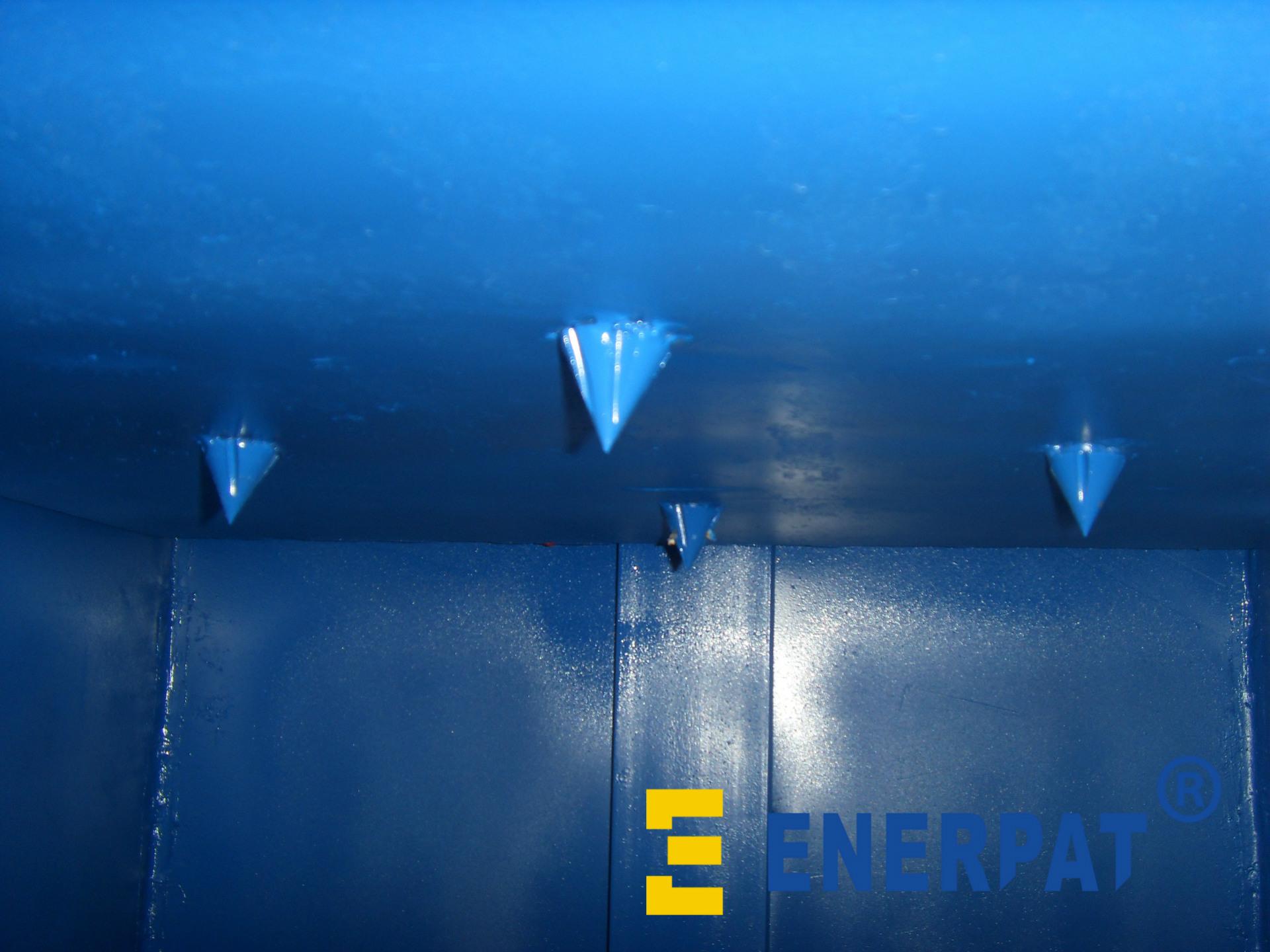 恩派特DC-15小型油漆桶压扁机立式液压油漆桶打包机示例图4