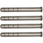 五金模具配件 内导柱GP导柱 卸料板轴承钢精密导柱导套 GA/GB导