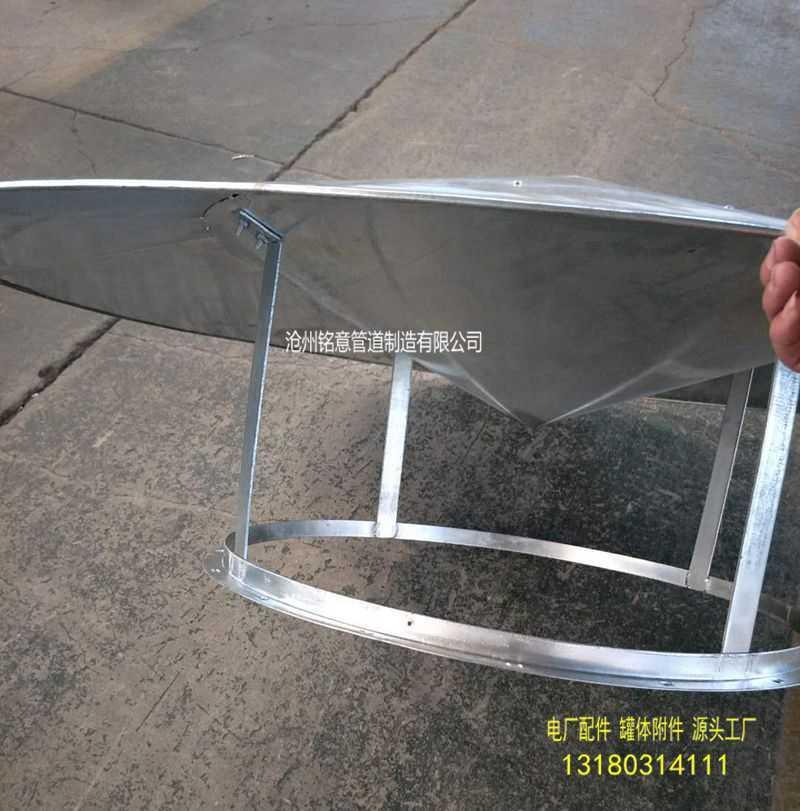 碳钢锥形风帽 D800圆锥形风帽 出风口用锥形风帽 96K150-3圆锥形风帽 源头工厂示例图13