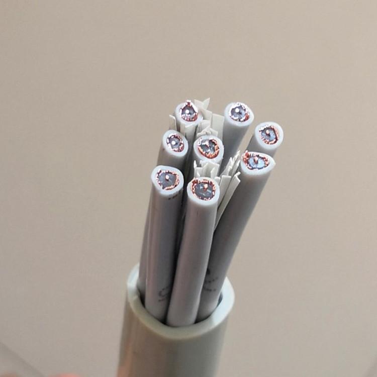 SYV-75-2-1x8多芯微型同轴射频电缆示例图1
