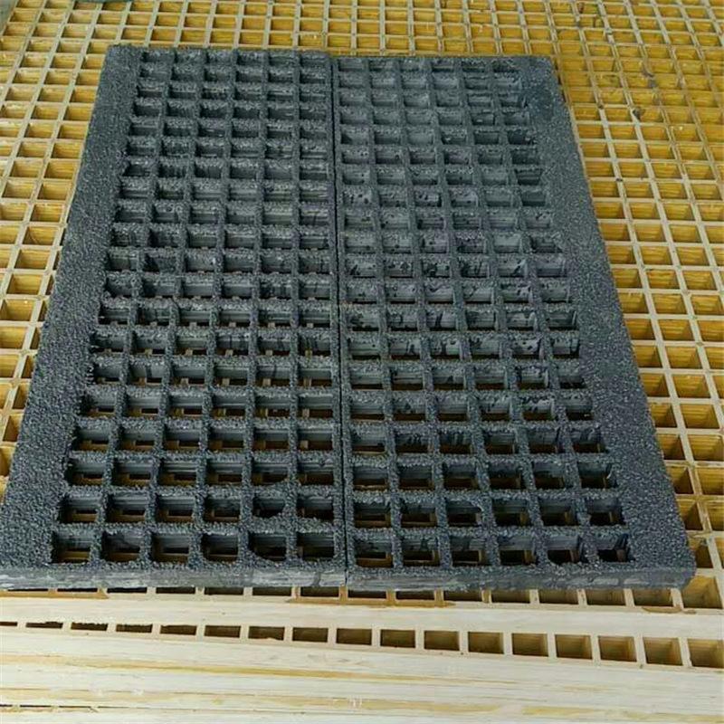 玻璃鋼網格板 洗車房格柵 玻璃鋼地格柵 光伏檢修通道玻璃鋼格柵廠價批發價格示例圖11