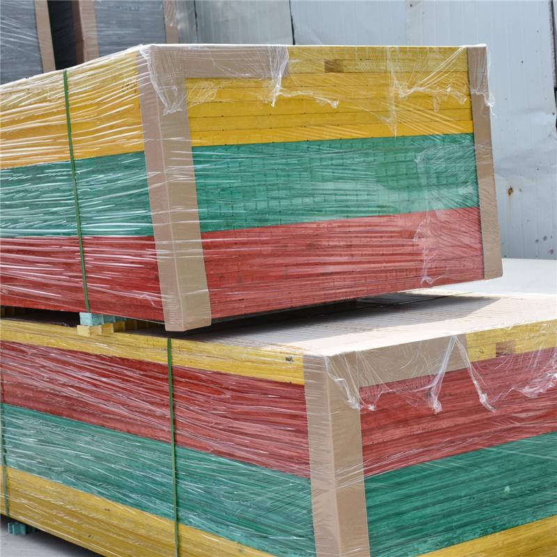 玻璃鋼網格板 洗車房格柵 玻璃鋼地格柵 光伏檢修通道玻璃鋼格柵廠價批發價格示例圖13