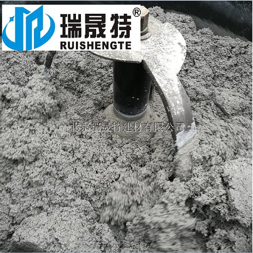 煤矿筒仓内衬用高强耐磨料,抗冲击耐磨料厂家示例图5
