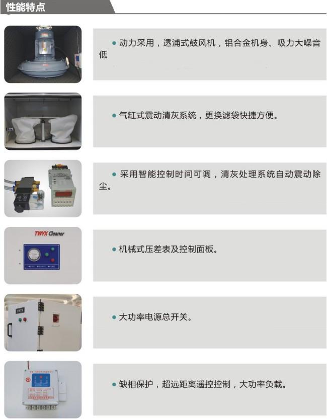 磨床粉尘吸尘器 磨床除尘器 磨床吸尘器 金属粉尘吸尘器示例图31