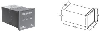 安科瑞WHD48-11温湿度控制器示例图6