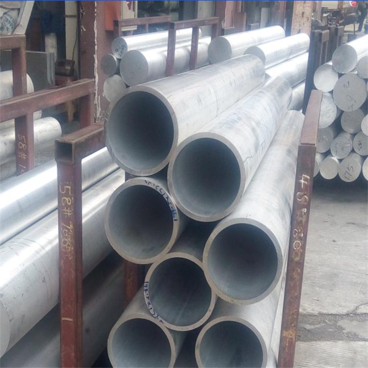 西南铝2024-T3铝棒,高强度铝合金棒厂家示例图2