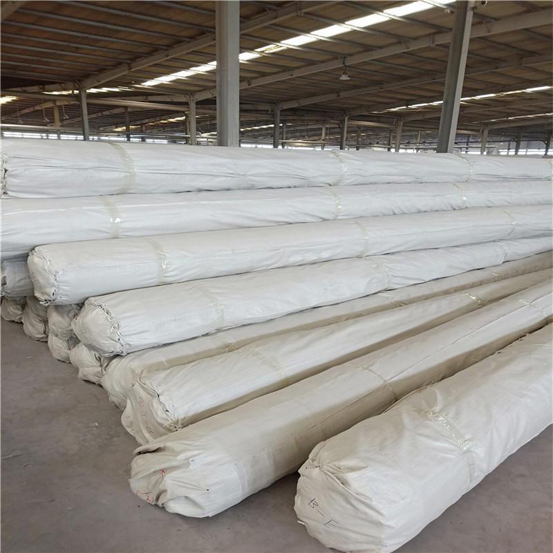 湖南钢塑土工格栅厂家  路基钢塑土工格栅价格  土工格栅生产基地  德海工程示例图5