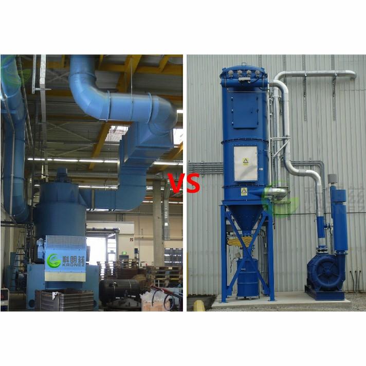 科朗兹KSW-T湿式除尘器与干式除尘器对比选择请看这里示例图1