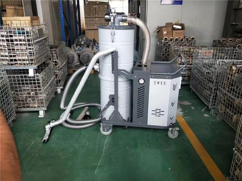 现货:小型高压吸尘器 移动式工业吸尘器 工厂车间地面粉尘吸尘器 强力高压真空吸尘器示例图2