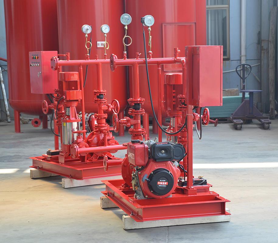 上海<strong>喜之泉专业生产销售DJ双动力消防泵</strong>,柴油机消防泵组,小型双动力消防泵,消防泵示例图2