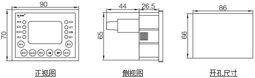 安科瑞ARD3系列智能电动机保护器示例图13