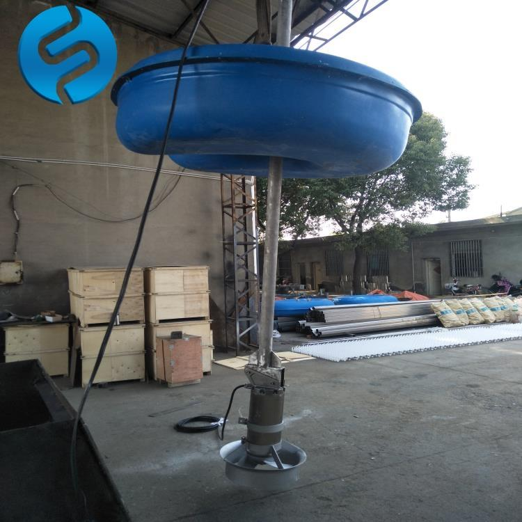 南京K7娱乐 FQJB1.5/6-260/3-980<strong><strong><strong>浮筒式潜水搅拌机</strong></strong></strong>   河道潜水搅拌机 价格示例图3