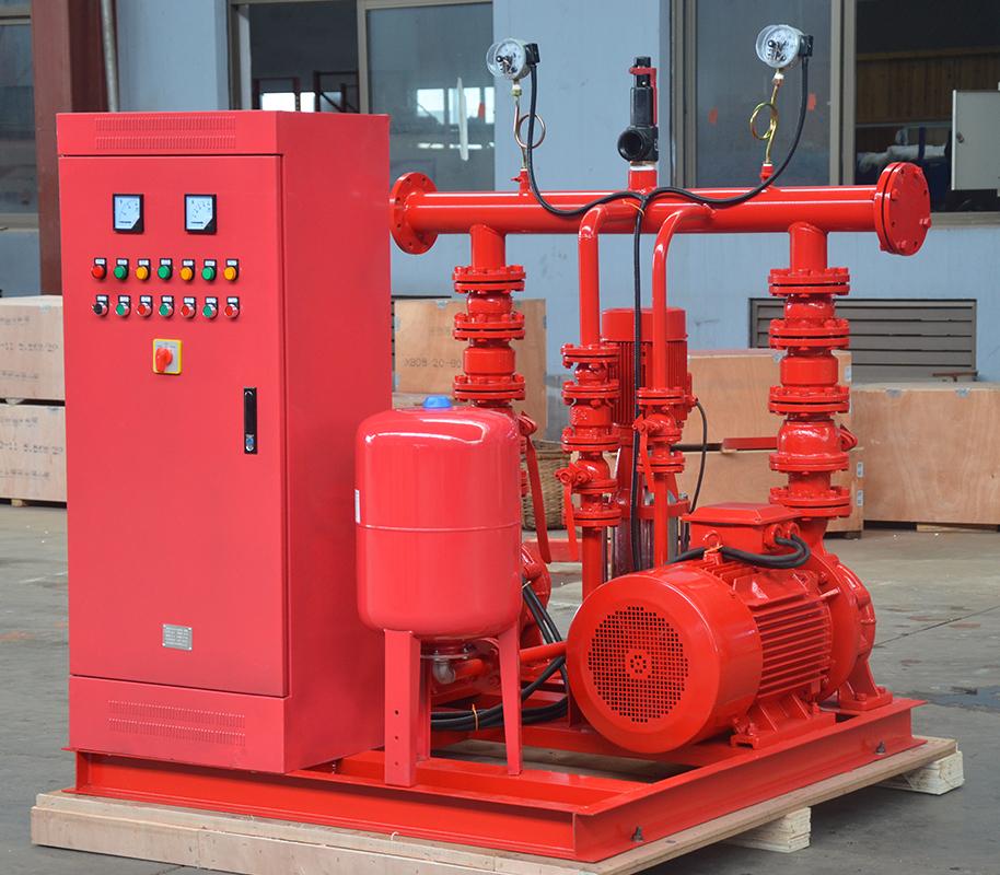 上海喜之泉EEJ3.0/15-2-GPM250 双动力消防泵,小型双动力消防泵,消防泵示例图1
