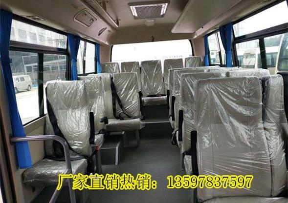 客车 19座客车 牡丹19座公路客车 19座通勤客车价格 江苏牡丹客车厂家示例图4