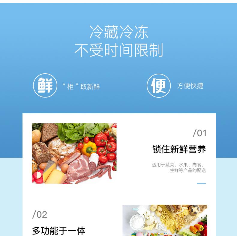 厂家直销 保鲜冷藏柜  批发价出售 量大价优 可定制 生鲜柜样式多示例图5