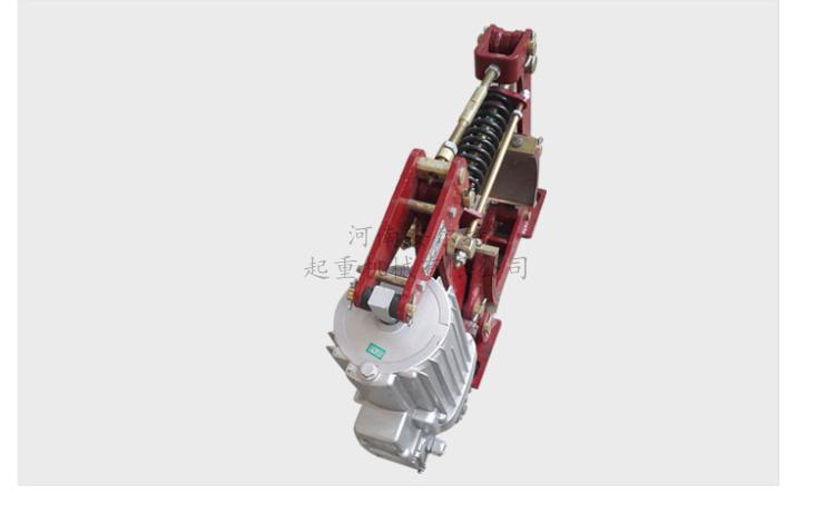 YWZ-150/25   电力液压块式制动器     双梁天车吊钩液压刹车  液压式推动机   抱闸  刹车示例图10