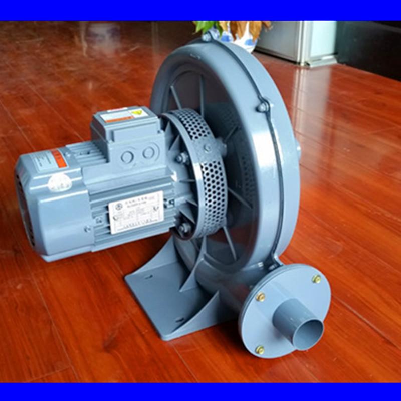 直销上海全风CX-75H鼓风机/集尘机 功率0.75KW 耐高温中压鼓风机示例图3