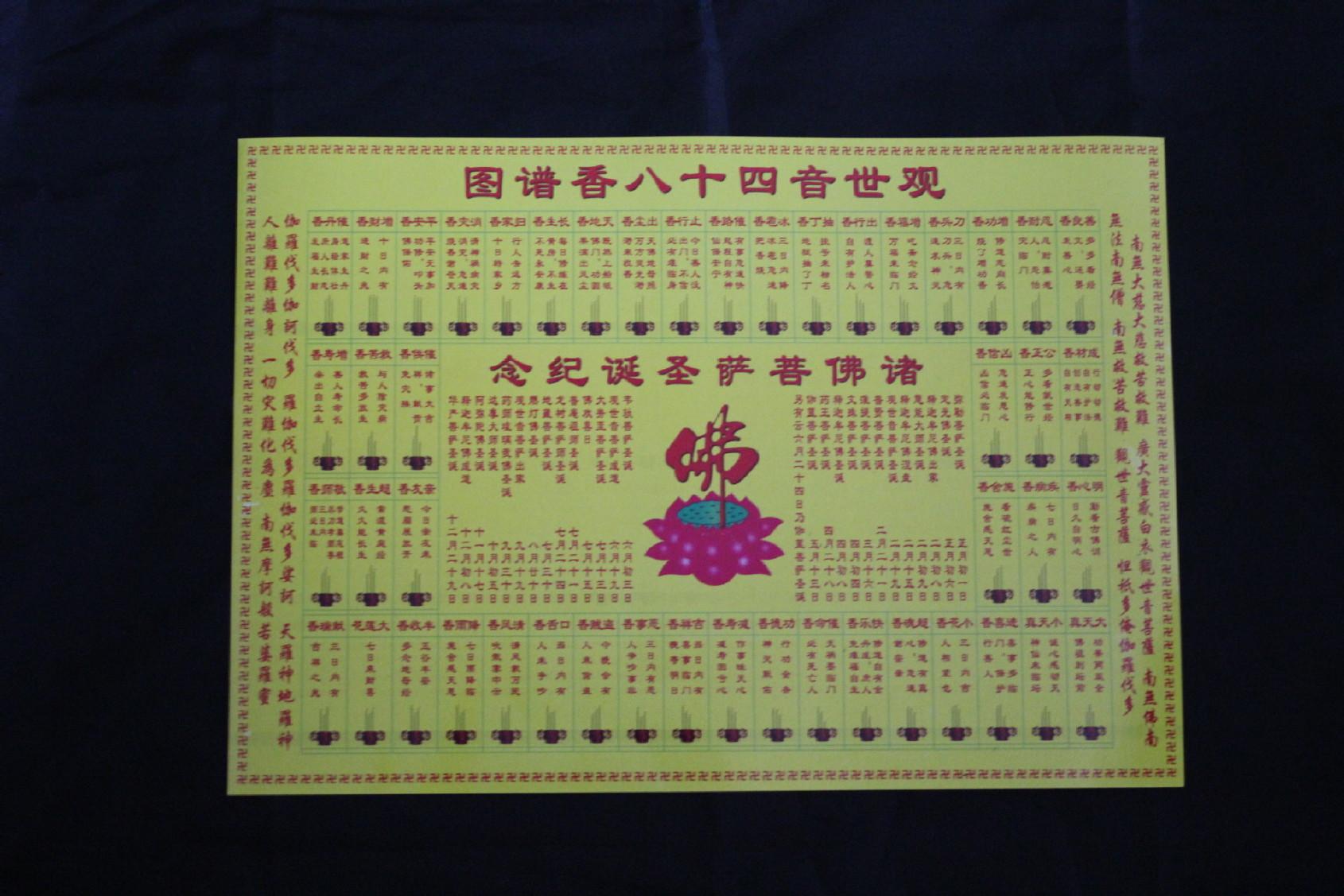 高清香谱图解_24香谱72香普高清大图图解