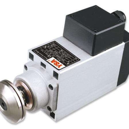 YSA意萨风冷石材金属型材雕刻铣边高速切割电机电主轴电机S718图片