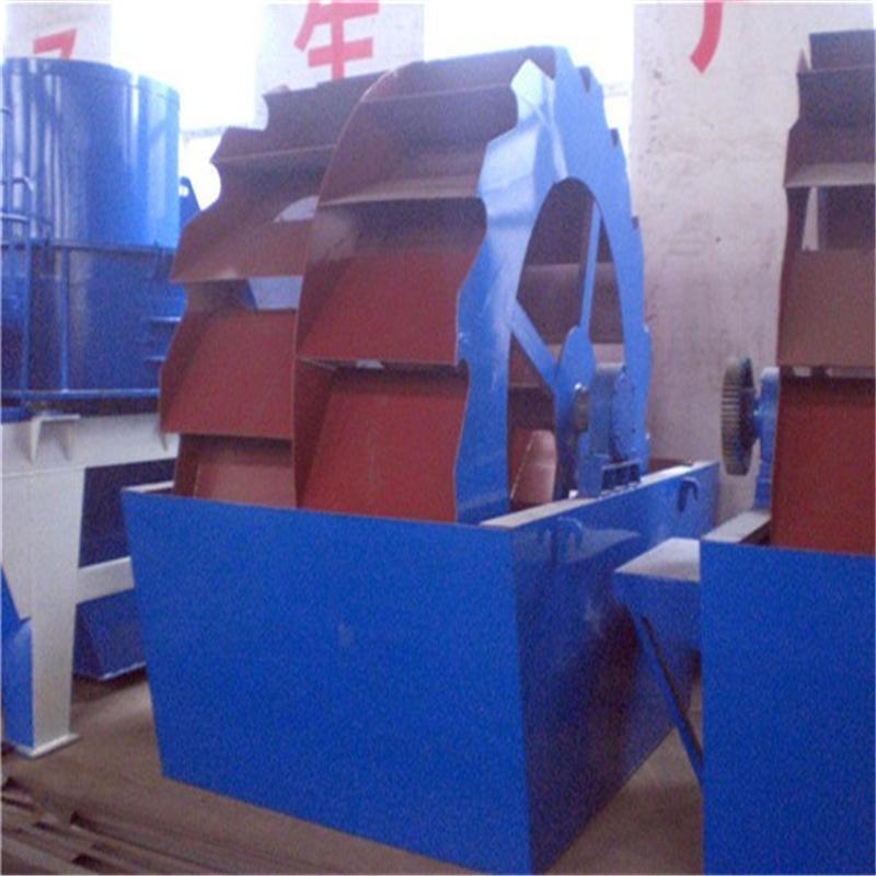 小型打砂机设备  水洁环保河南公司  造沙筛沙设备