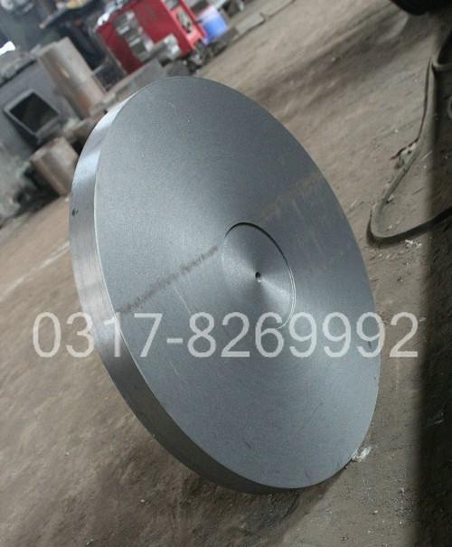 现货供应 平面研磨定盘 合金轴承研磨盘 定做球墨铸铁研磨盘 厂家示例图7