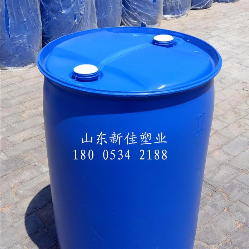 新佳塑業200升塑料桶,200公斤塑料桶,200升單環桶,200公斤單環桶,200升閉口桶,200升小口桶生產廠家直銷