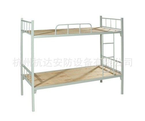 厂家定做 铁架床双层床 高低员工双层床 管用50年质保6年示例图76