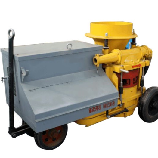 精恒礦用濕噴機生產基地