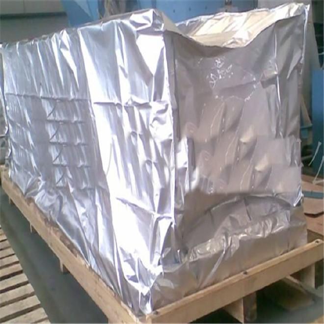 防静电真空铝箔立体袋铝箔包装袋 大型机械真空包装袋 立体铝箔袋成都