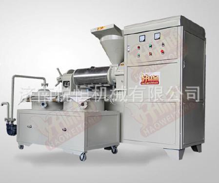 菏泽工程籽油设备油用牡丹榨油机牡丹籽榨油电气自动化牡丹图片