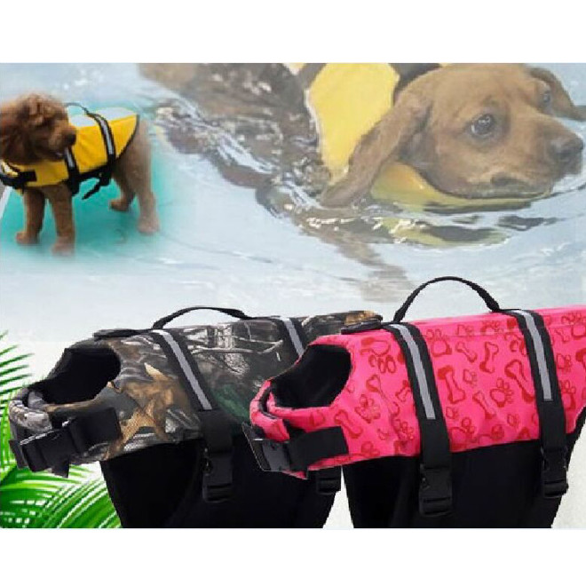 2015宠物游泳衣宠物救生衣,宠物安全衣高档宠物狗狗游泳衣服11色图片