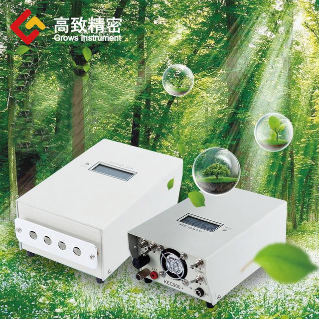 日本技術KEC900空氣負離子檢測儀 負離子測試儀