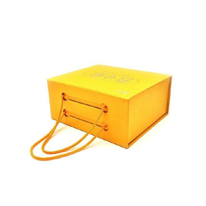 新款环保包装 礼品盒厂家定做 电子产品中高档包装盒 提携式图片
