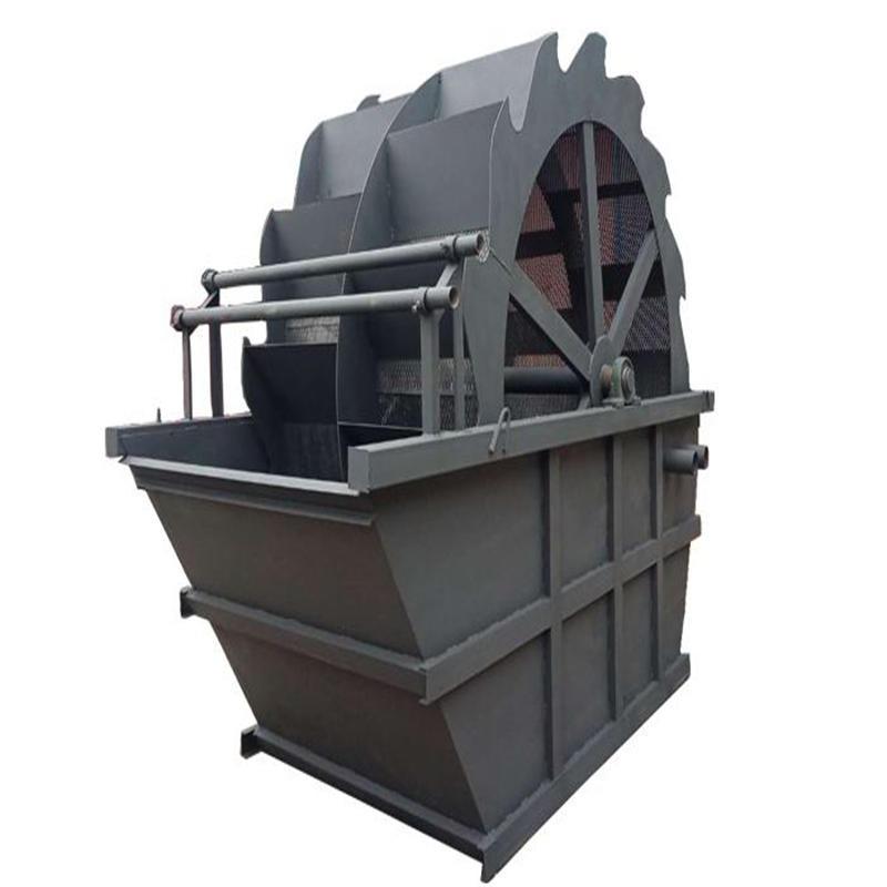 风选制砂设备 传送带爬沙机 小型滚筒自动筛沙机  水洁环保公司