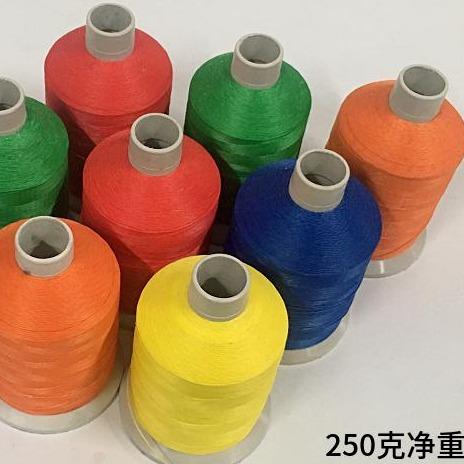1600D混合色超高分子聚乙烯 弓弦料蜡线  纯色蜡线 品质可靠 欢迎订购 新珠