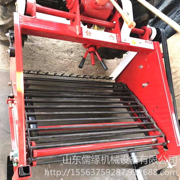儒緣機械 - 多功能土豆收獲機 薯類收獲機拖拉機 帶多型號馬鈴薯土豆收獲機   花生收獲機視頻