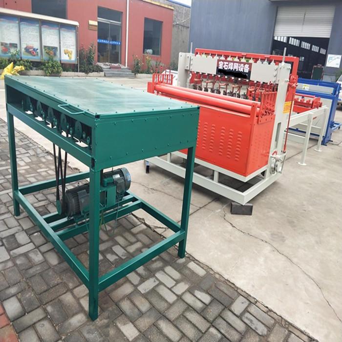 煤矿锚网全自动焊网机     矿用支护网焊网机    矿用全自动排焊机