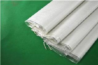 白色中厚覆膜防水��袋40*65�子粉包�b袋再生料防水打包袋批�l示例�D18
