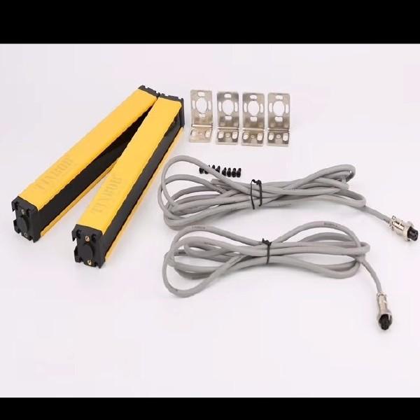 華威光電安全光幕光柵傳感器紅外線護手器沖床光電保護器