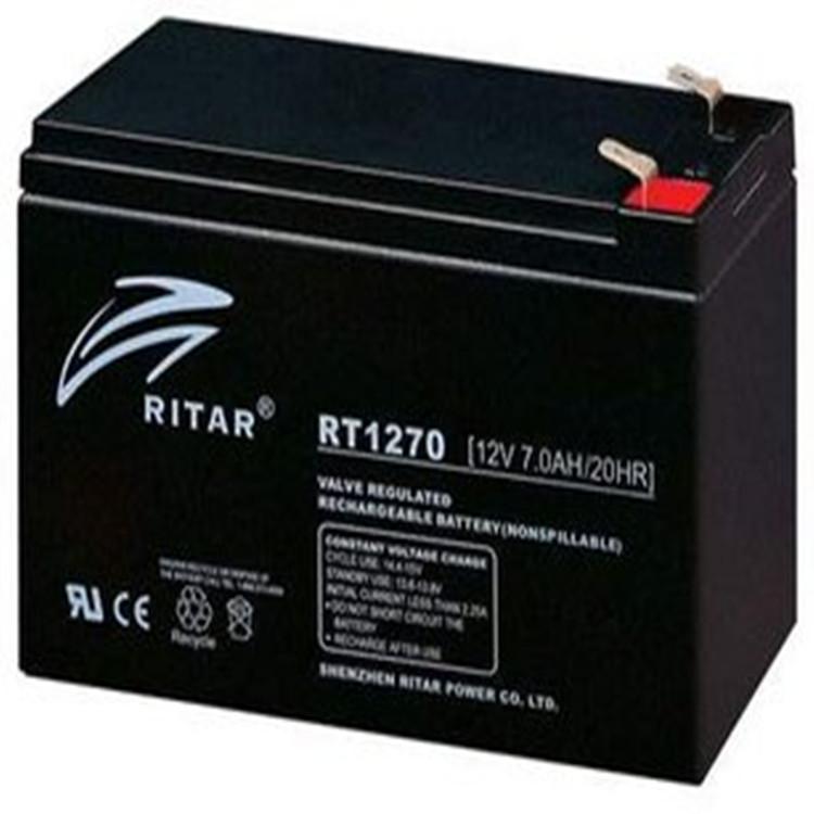 深圳瑞达蓄电池 RITAR蓄电池 DG12-65/12V6 H 铅酸 固定型蓄电池示例图2