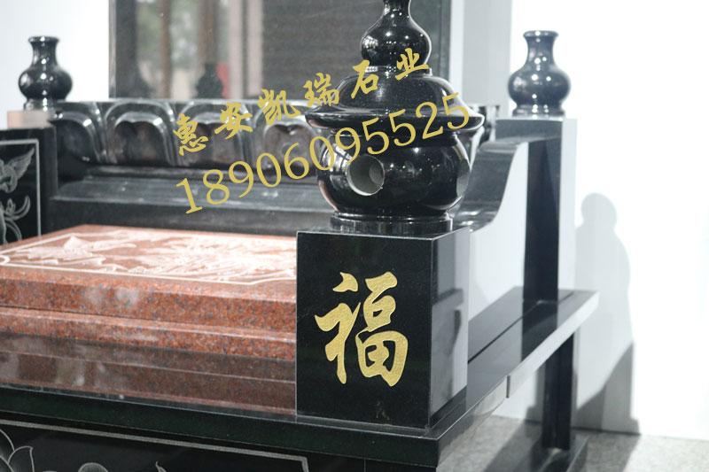 公墓墓碑艺术墓碑厂家直销豪华墓碑家族墓碑可定做示例图6