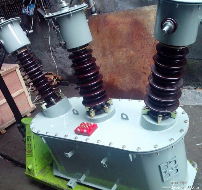 35KV户外高压计量箱JLS-35型号示例图2