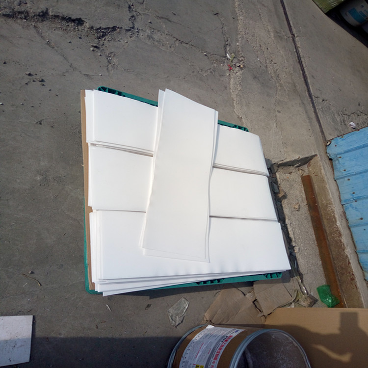 聚四氟乙烯楼梯板大全 抗震聚四氟乙烯楼梯板 减震聚四氟乙烯楼梯板 聚四氟乙烯楼梯垫板示例图3