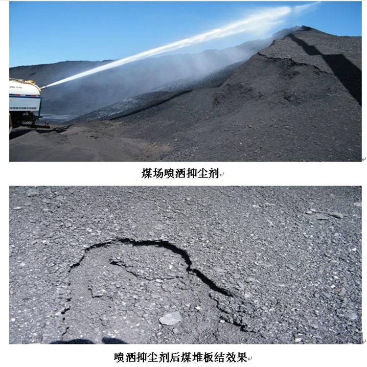 抑尘剂,道路抑尘剂,铁路煤炭运输抑尘剂厂家示例图3